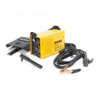 Аппарат инверторный дуговой сварки ММА-200 Compact, 200 А, ПВР 60%, D. 1,6-5 мм. DENZEL