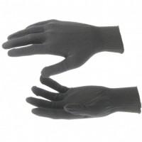 Перчатки нейлон, 13 класс, черные, XL. Россия