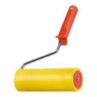 Валик прижимной резиновый с ручкой, 150 мм, D ручки 6 мм. MTX