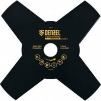Диск для триммера, 230 х 25,4 мм, толщина 1,6 мм, 4 лезвия. DENZEL