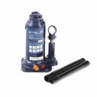 Домкрат гидравлический бутылочный телескопический, 2 т, подъем 170-380 мм Stels