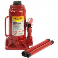 Домкрат гидравлический бутылочный 12 т, H подъема 205-400 мм. SPARTA Compact