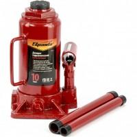 Домкрат гидравлический бутылочный, 10 т, H подъема 200-385 мм. SPARTA