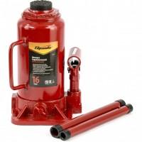 Домкрат гидравлический бутылочный, 16 т, H подъема 220-420 мм. SPARTA
