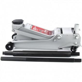 Домкрат гидравлический подкатной 98-535 мм. профессиональный, быстрый подъем 3,5 т, Lo W Profile, Quick Lift. MATRIX
