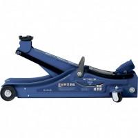 Домкрат гидравлический подкатной в пластиковом кейсе, 2 т, Lo W Profile, 80-380 мм. STELS