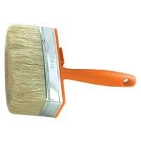Кисть-макловица, 30 х 100 мм, натуральная щетина, пластмассовый корпус, пластмассовая ручка. SPARTA