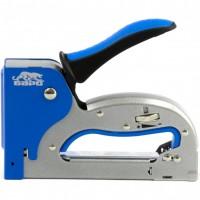 Степлер металлический, регулировка удара, двухкомпонентная рукоятка, тип скобы: 53, 4-14 мм. БАРС