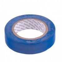 Изолента ПВХ, 15 мм х 10 м, синяя, 150 мкм. Matrix