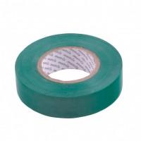 Изолента ПВХ, 19 мм х 20 м, зеленая, 150 мкм. Matrix