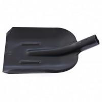Лопата совковая с ребрами жесткости, упрочненная сталь Ст5, без черенка, Россия. СИБРТЕХ