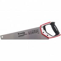 Ножовка по дереву для точных пильных работ, 400 мм, каленый зуб 3D, 14 TPI, трехкомпонентная рукоятка, PRO. MATRIX