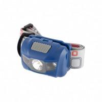 Фонарь наголовный Space, ABS пластик, 4 режим, 1 Вт LEDх120 Лм, 2 reD LeD, 8 часов, 3 х ААА. STERN