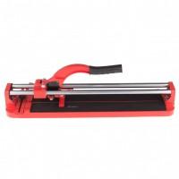 Плиткорез 500 х 16 мм, литая станина, направляющая с подшипником, усиленная ручка. MTX