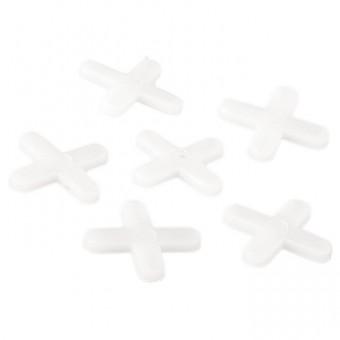 Крестики, 1,5 мм, для кладки плитки, 250 шт, SPARTA