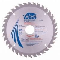 Пильный диск по дереву 200 x 32/30 мм, 36 твердосплавных зуба. БАРС
