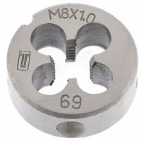Плашка М8 х 1 мм. СИБРТЕХ