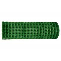 Заборная решетка в рулоне, 1,5 х 25 м, ячейка 55 х 55 мм. Россия