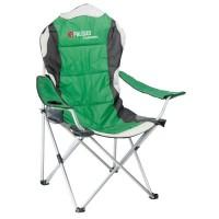 Кресло складное с подлокотниками и подстаканником, 60 х 60 х 110/92 см, Camping. PALISAD