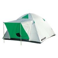 Палатка двух слойная тре х местная 210 x 210 x 130 см, Camping. PALISAD