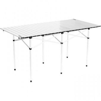 Стол складной алюминиевый, 1400 x 700 x 700 мм, Camping. PALISAD