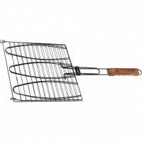 Решетка гриль для рыбы 280 х 280 мм, антипригарное покрытие, Camping. PALISAD