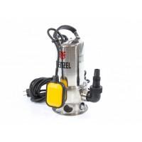 Дренажный насос DP1100X 1100 Вт, подъем 11 м, 15500 л/ч. DENZEL