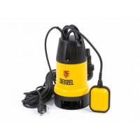 Дренажный насос DP 600 600 Вт, подъем 7 м, 10000 л/ч. DENZEL