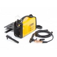 Аппарат инвертор дуговой сварки ММА-220ID, 220 А, ПВР 60%, диаметр электрода 1,6-5 мм, провод 2 м. Denzel