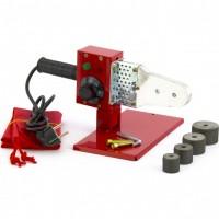 Аппарат для сварки пластиковых труб K W 600, 600 Вт, 300 °C, 20-25-32-40 мм, блистер. Kron Werk
