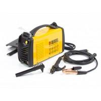 Аппарат инвертор дуговой сварки ММА-160ID, 160 А, ПВР 60%, диаметр электрода 1,6-3,2 мм, провод 2 м. Denzel