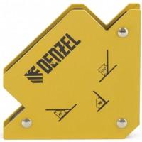 Фиксатор магнитный для сварочных работ усилие 25 LB. DENZEL
