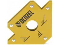 Фиксатор магнитный для сварочных работ усилие 50 LB. DENZEL