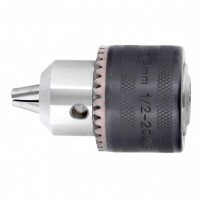 Патрон для дрели ключевой 1,5-13 мм, 1/2, адаптер SDS PLUS. СИБРТЕХ