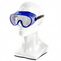 Очки защитные закрытого типа с прямой вентиляцией, поликарбонат, Россия. СИБРТЕХ