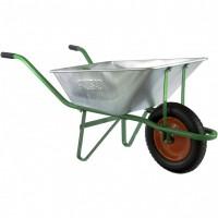 Тачка садовая, грузоподъемность 120 кг, объем 58 л. PALISAD