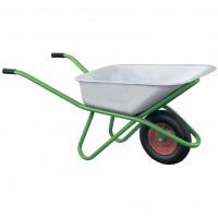 Тачка садово-строительная, усиленная, грузоподъемность 200 кг, объем 90 л Kronwerk
