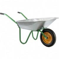 Тачка садовая, грузоподъемность 100 кг, объем 65 л. PALISAD
